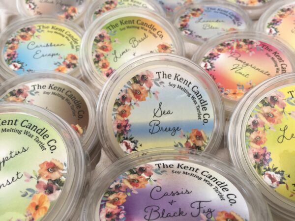 The Kent Candle Company - Melting Wax Tartlets